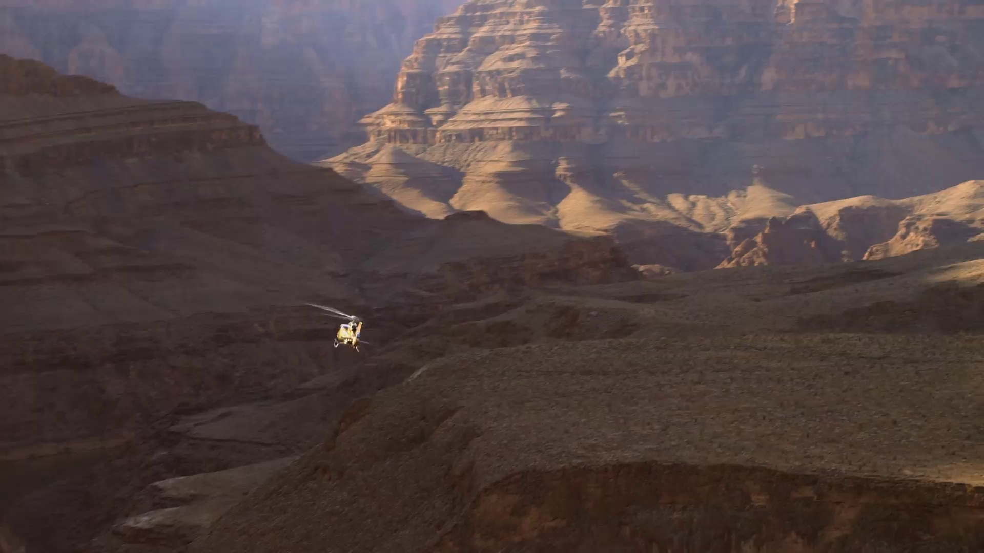 Sunset Grand Canyon Helicopter Tour Sundance