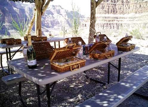 Sundance Sunset Champagne Picnic Grand Canyon Tour