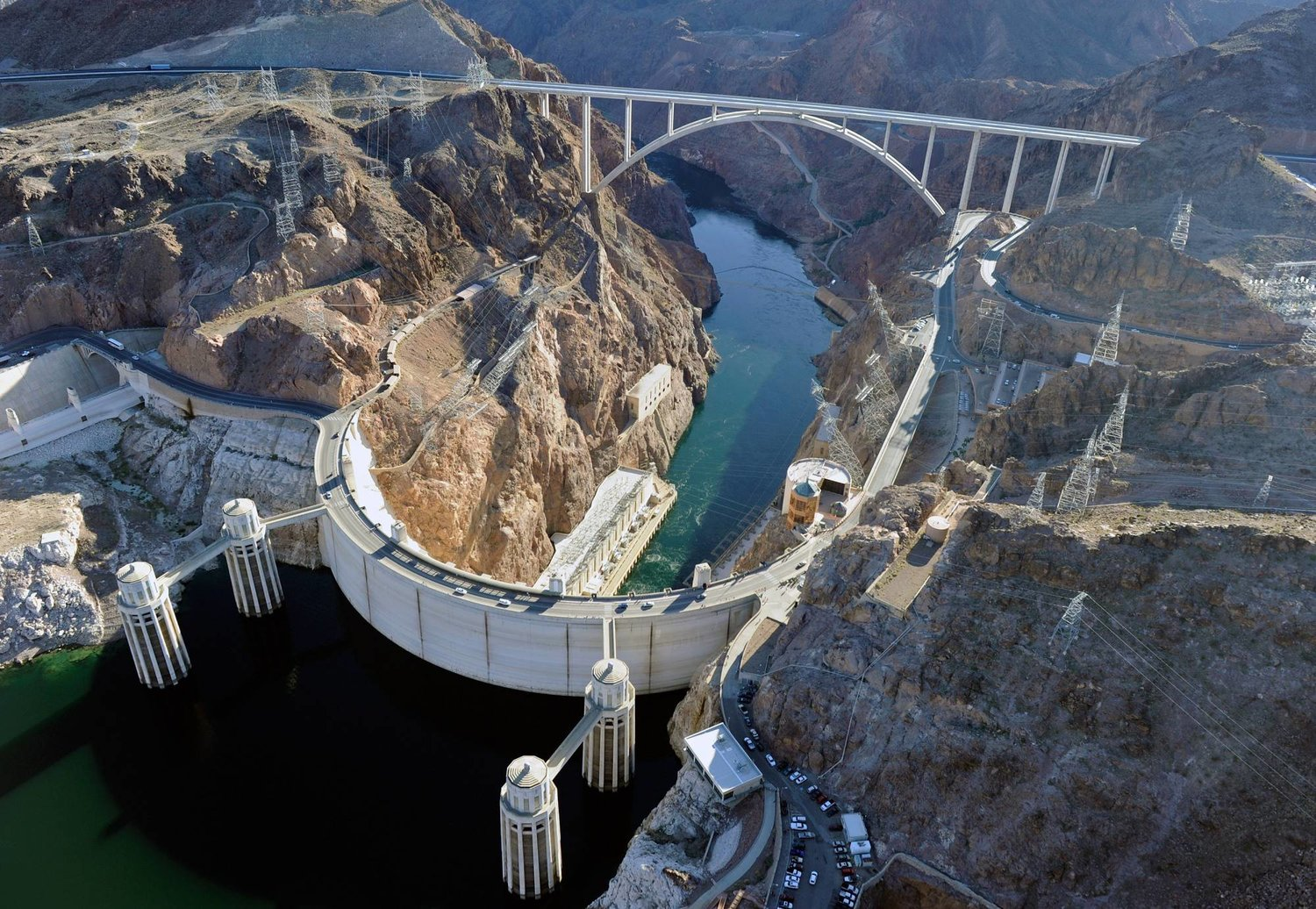 $49 Hoover Dam Tour Details — Grand Canyon Tours by GC Tours