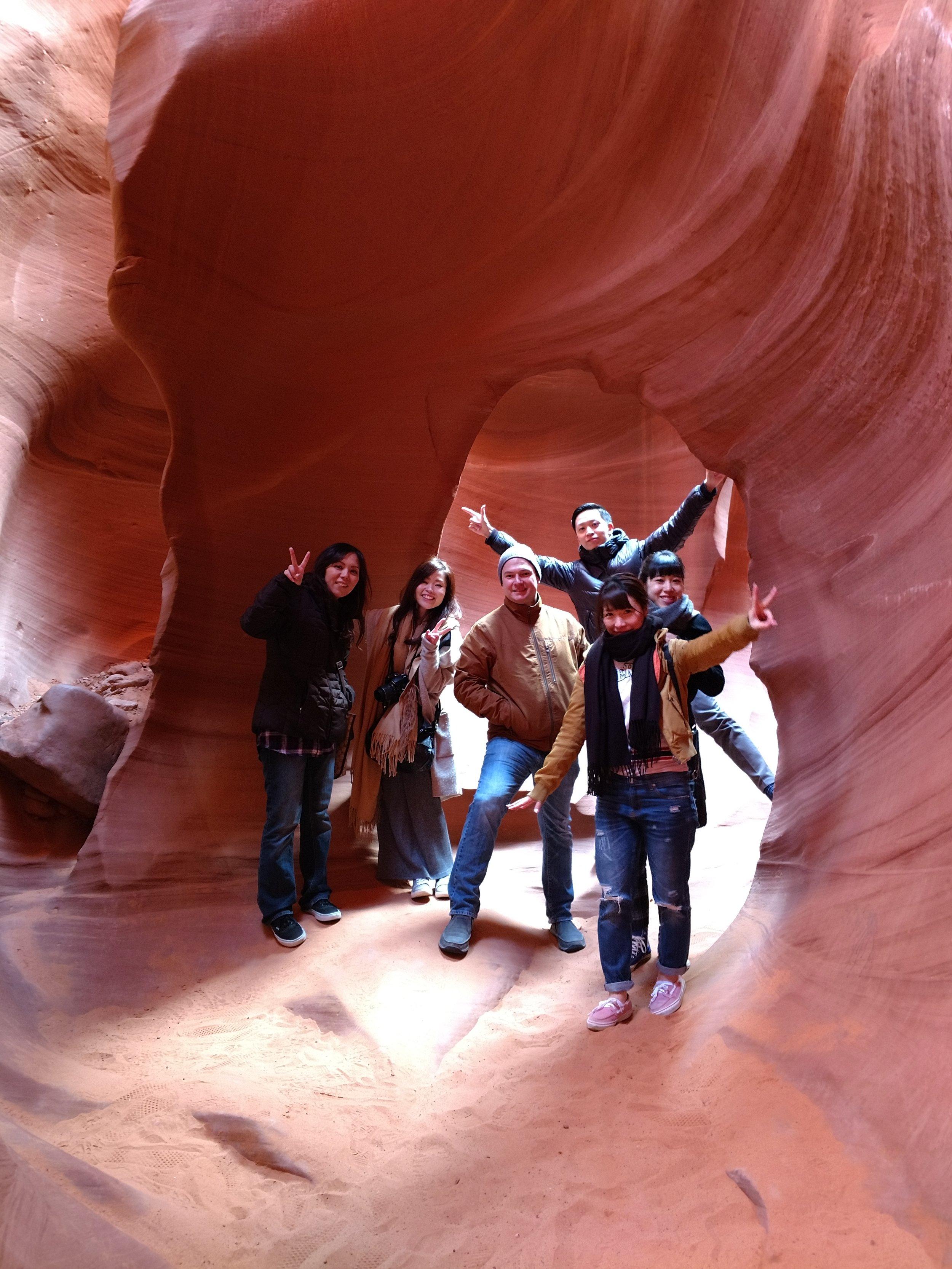 Antelope Canyon Tour Las Vegas