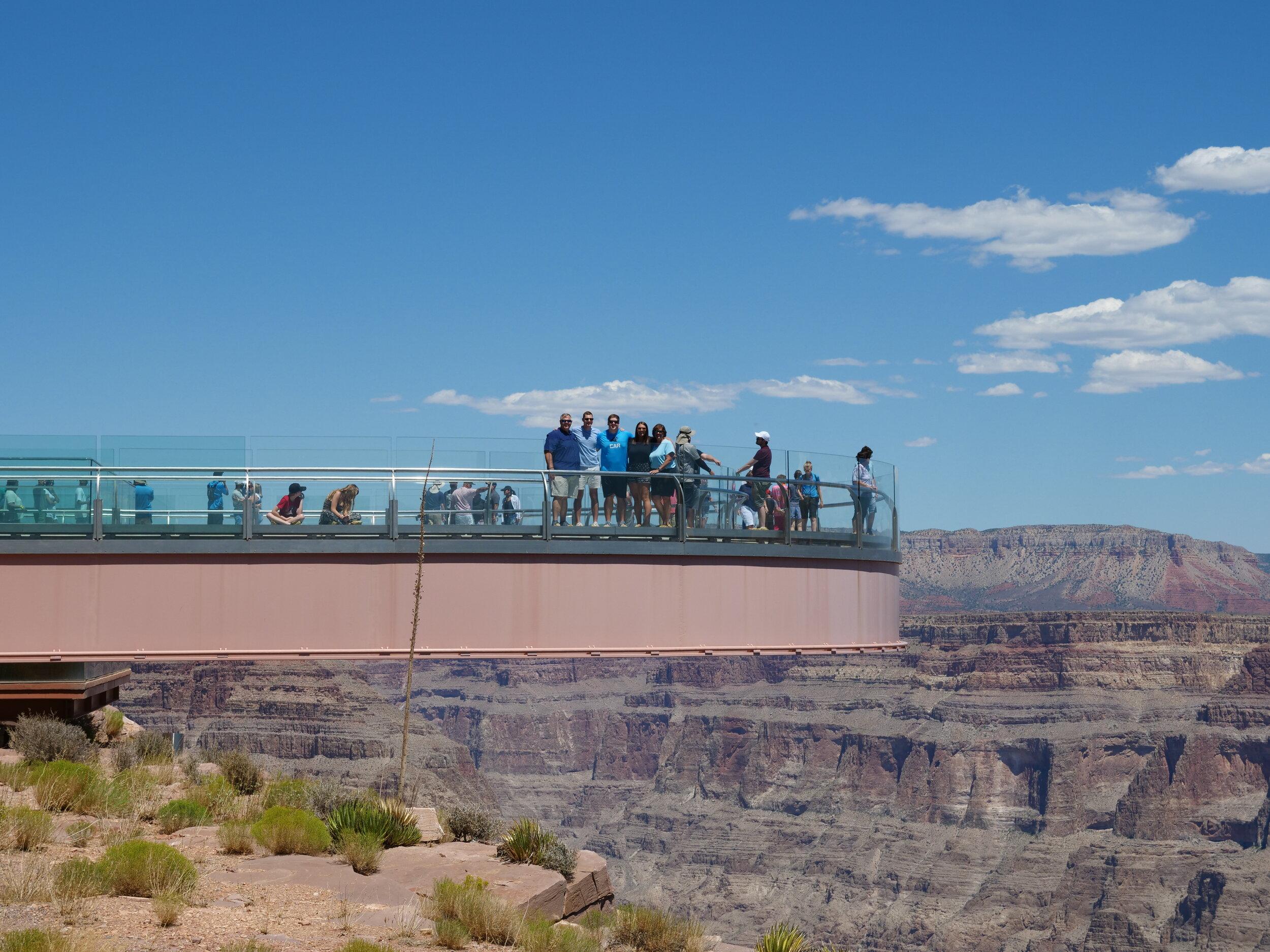Grand Canyon Skywalk Tour from Las Vegas