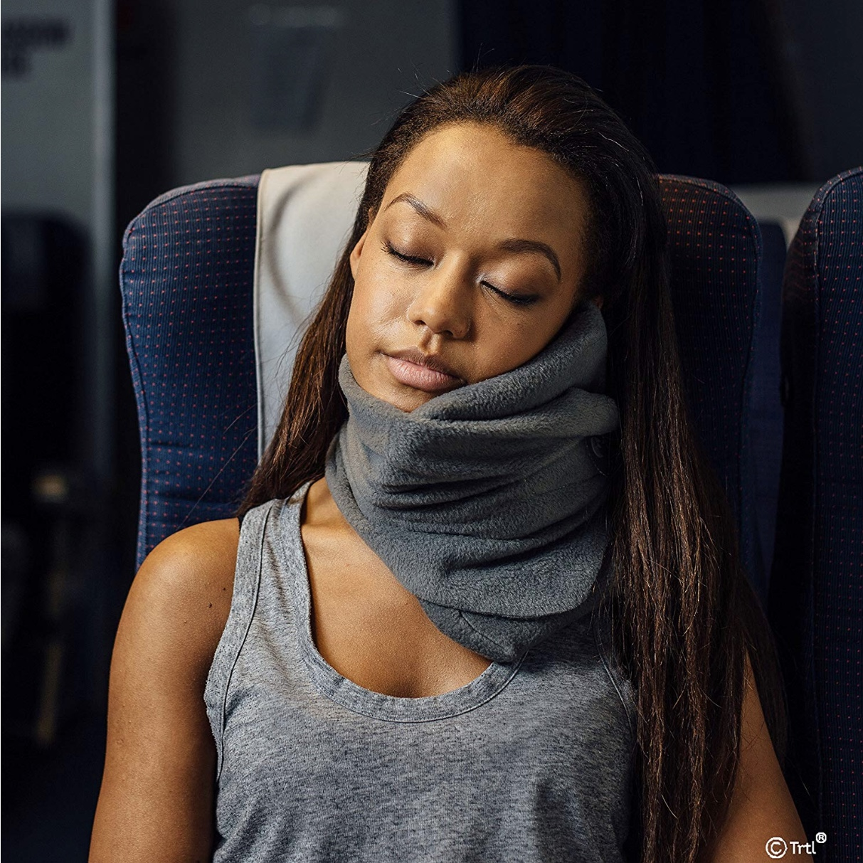Gifts for the person who has everything:  The best travel pillow