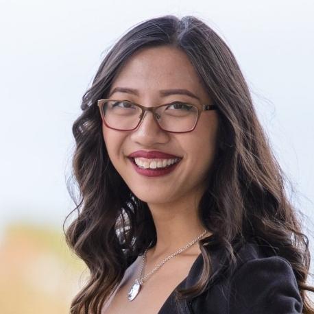 Salina Yun  | Research Assistant