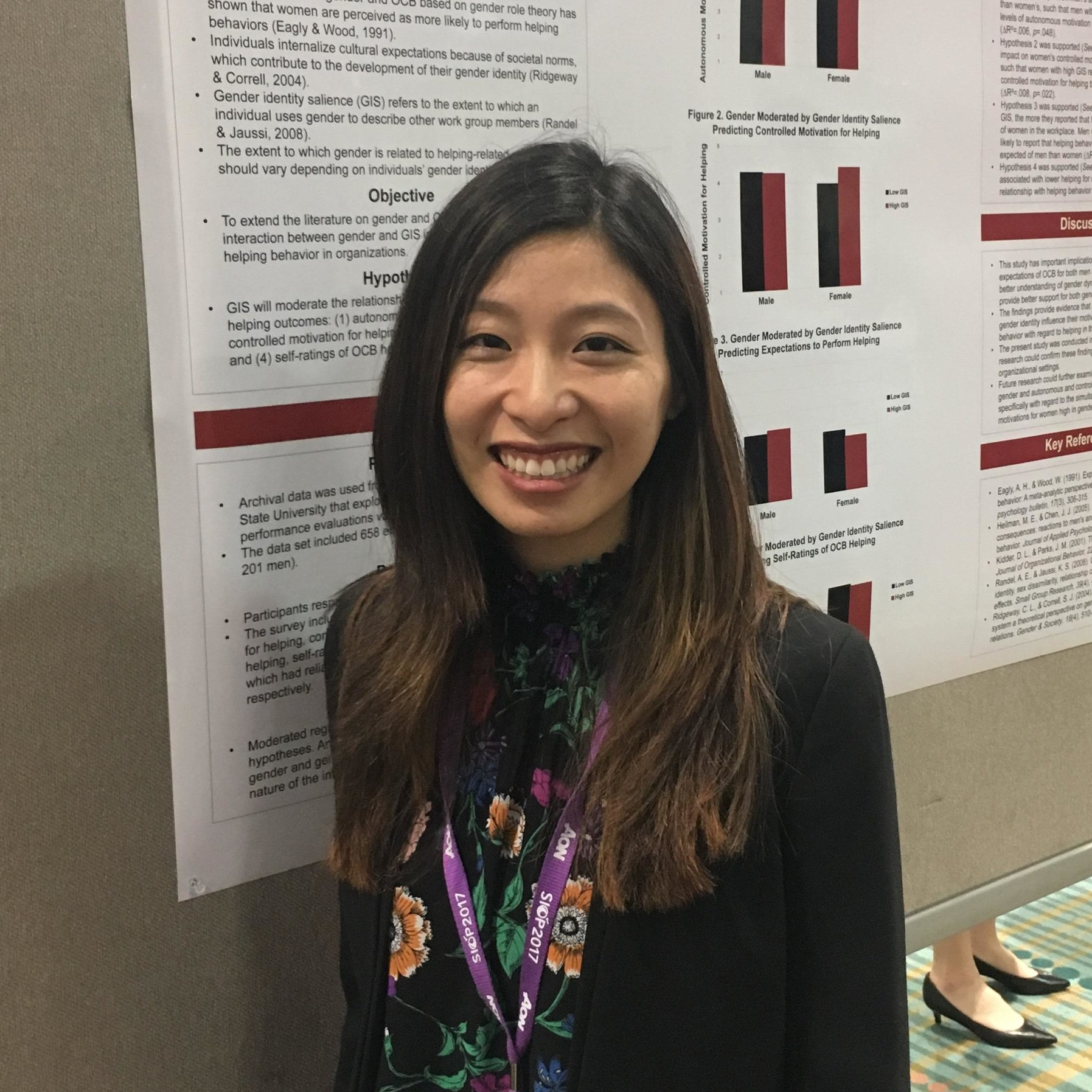 Joyce hwang  | MASTER's IN I/O PSYCH, san diego state UNIVERSITY 2017 | former Research AssistanT