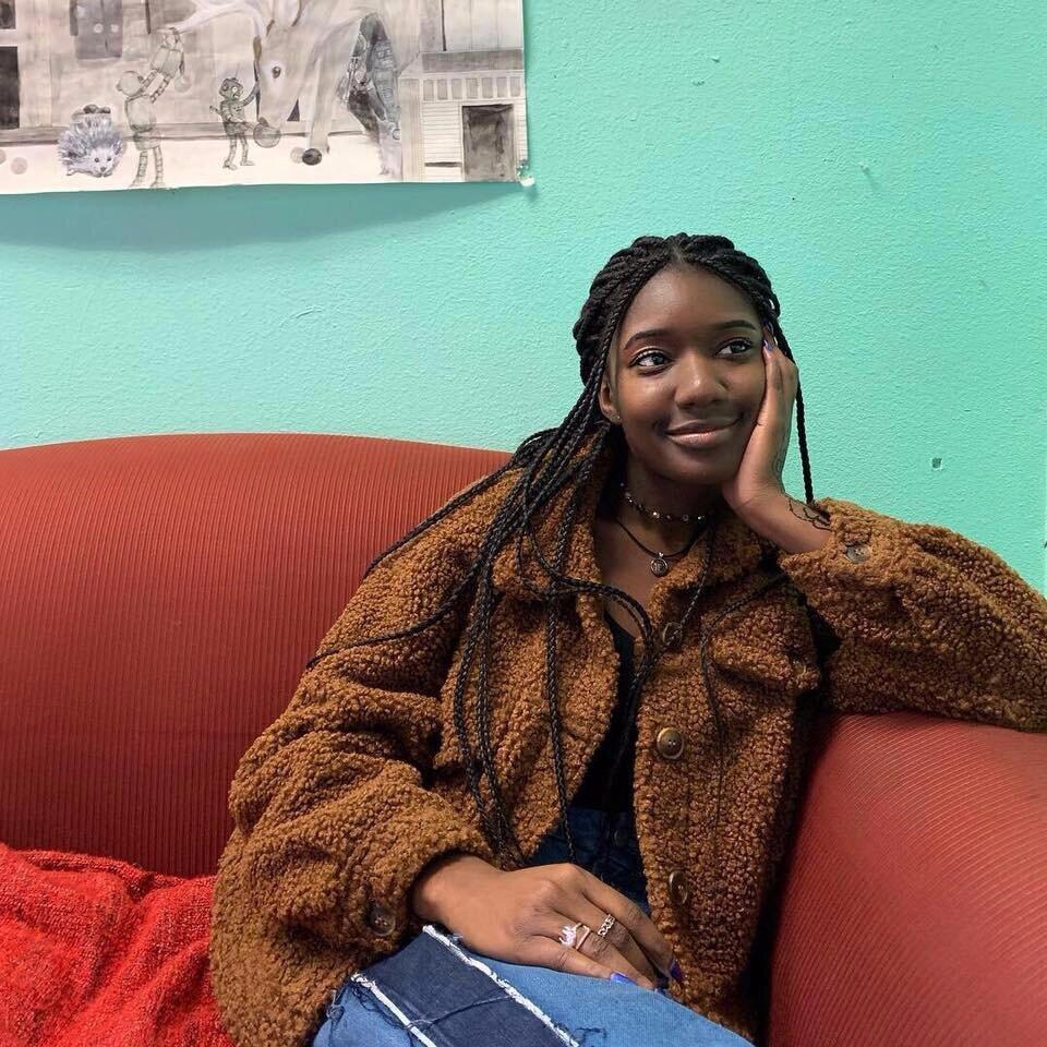 Fisayo Osilaja  | ucsd psychology honors student 2019-2020