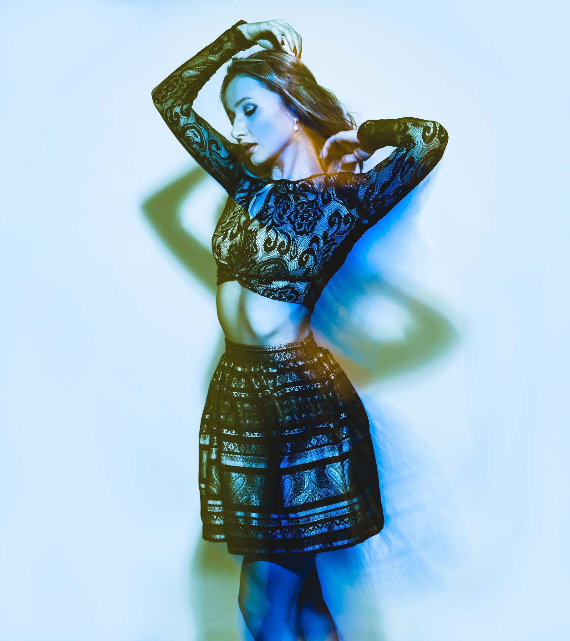 Model: Patricia Evelina Zapodeanu