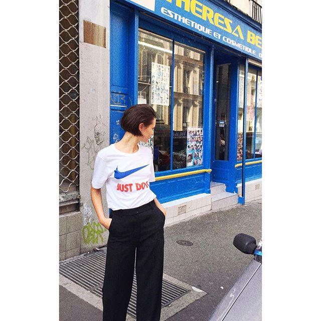 TB to Paris summer 16' 🌞 @amandahestehave @mette.schou ♥️
