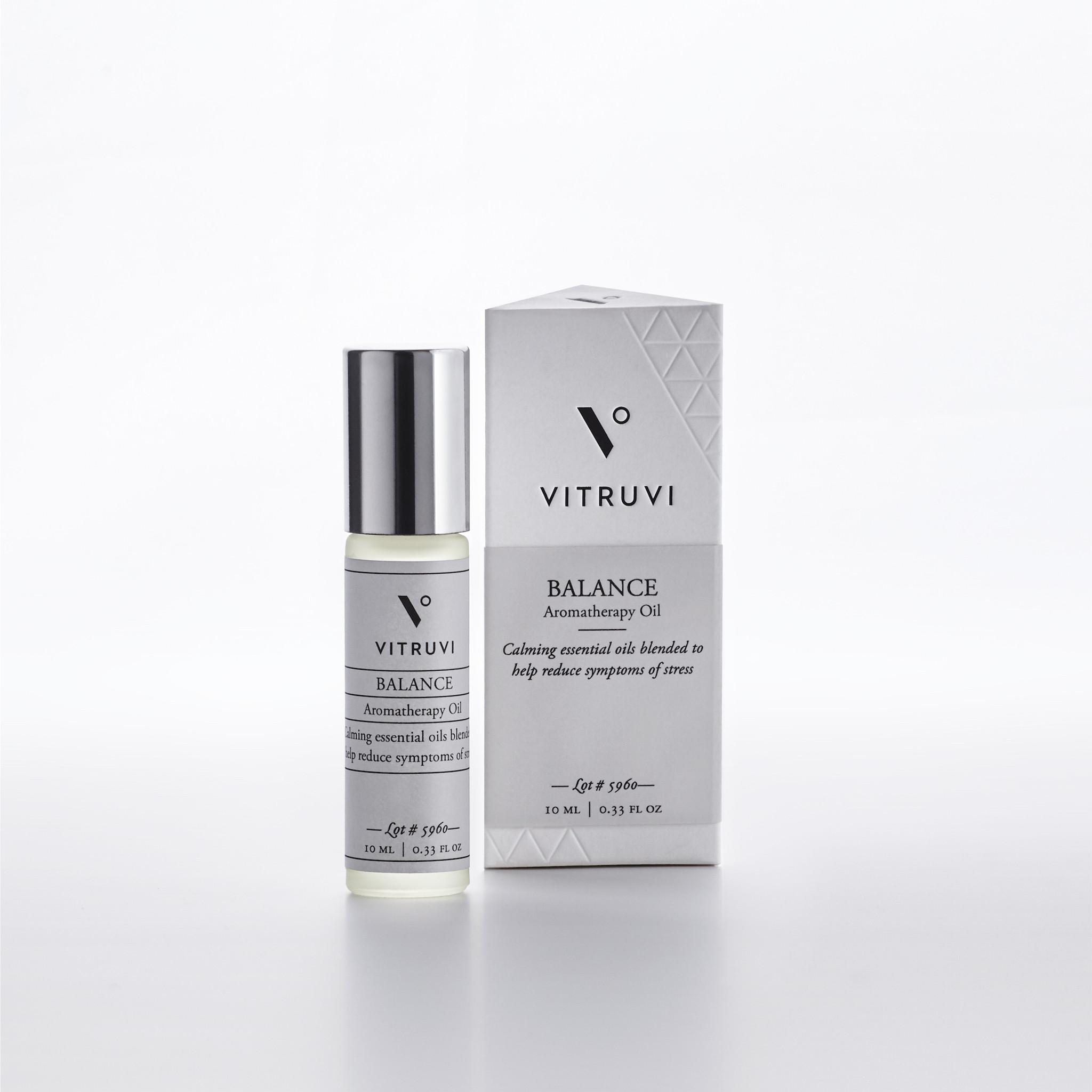 Balance // Aromatherapy Oil