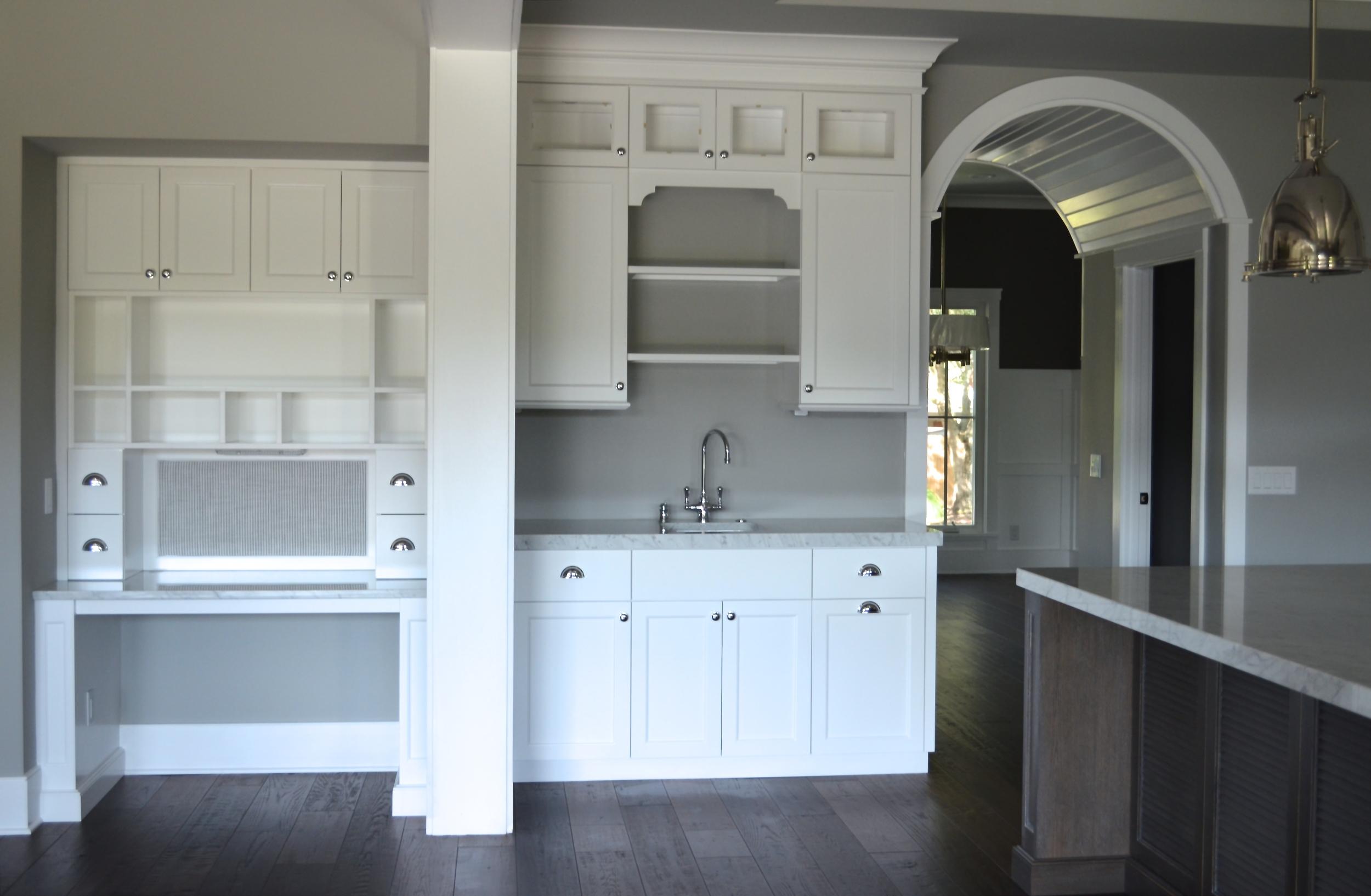 Kitchen - Build Ins