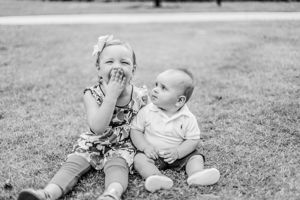 Downtown Decatur Family Photography