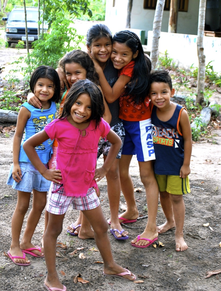 Brazil Children