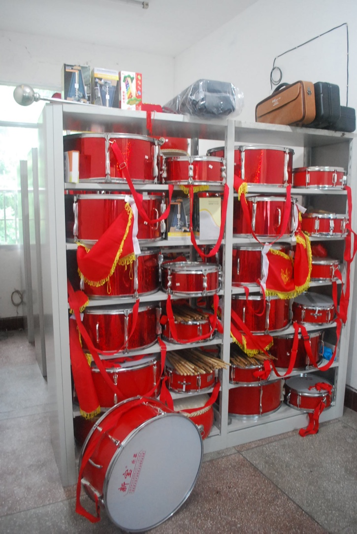 drums for music program