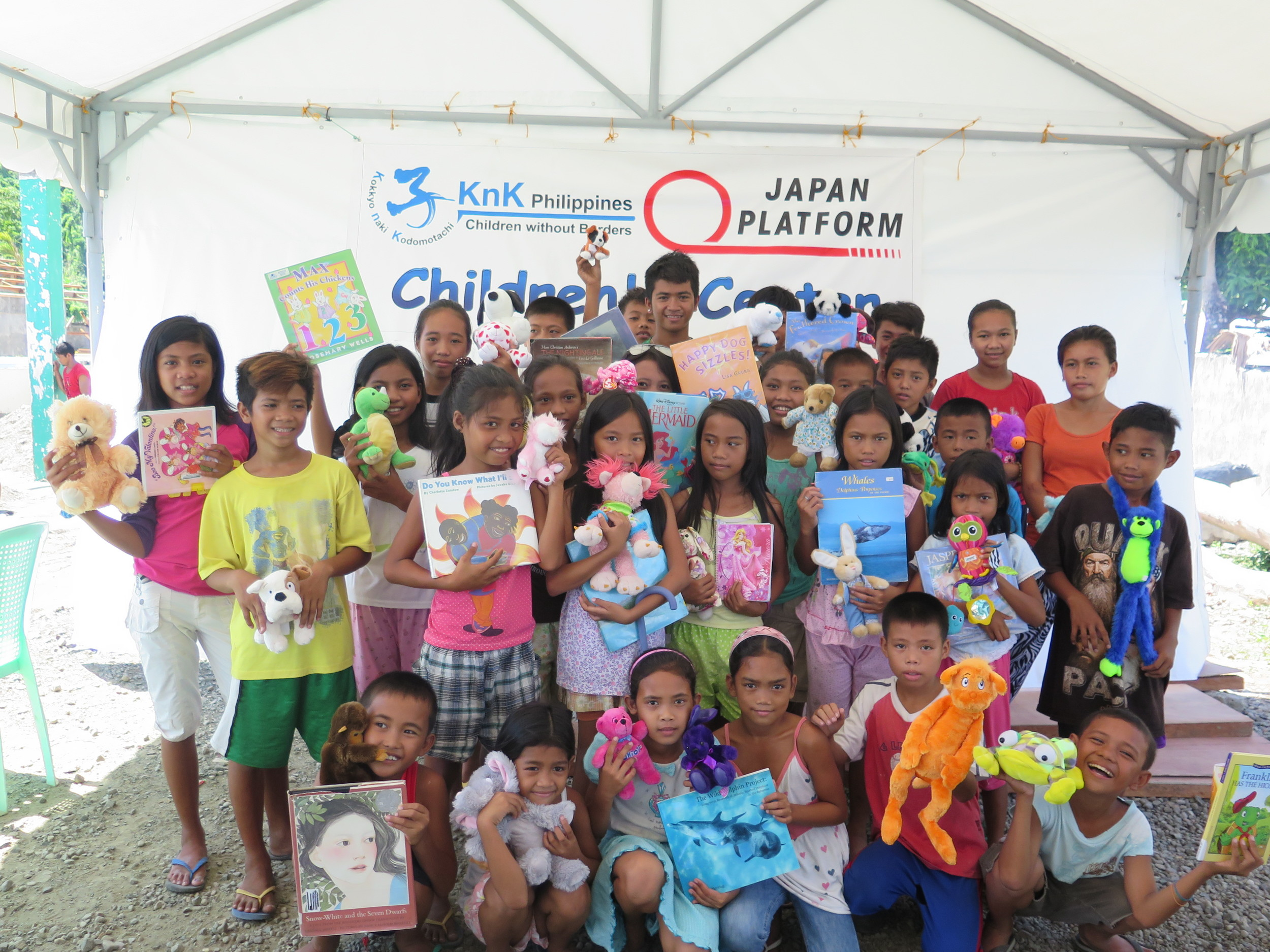 Books for Kids in Need