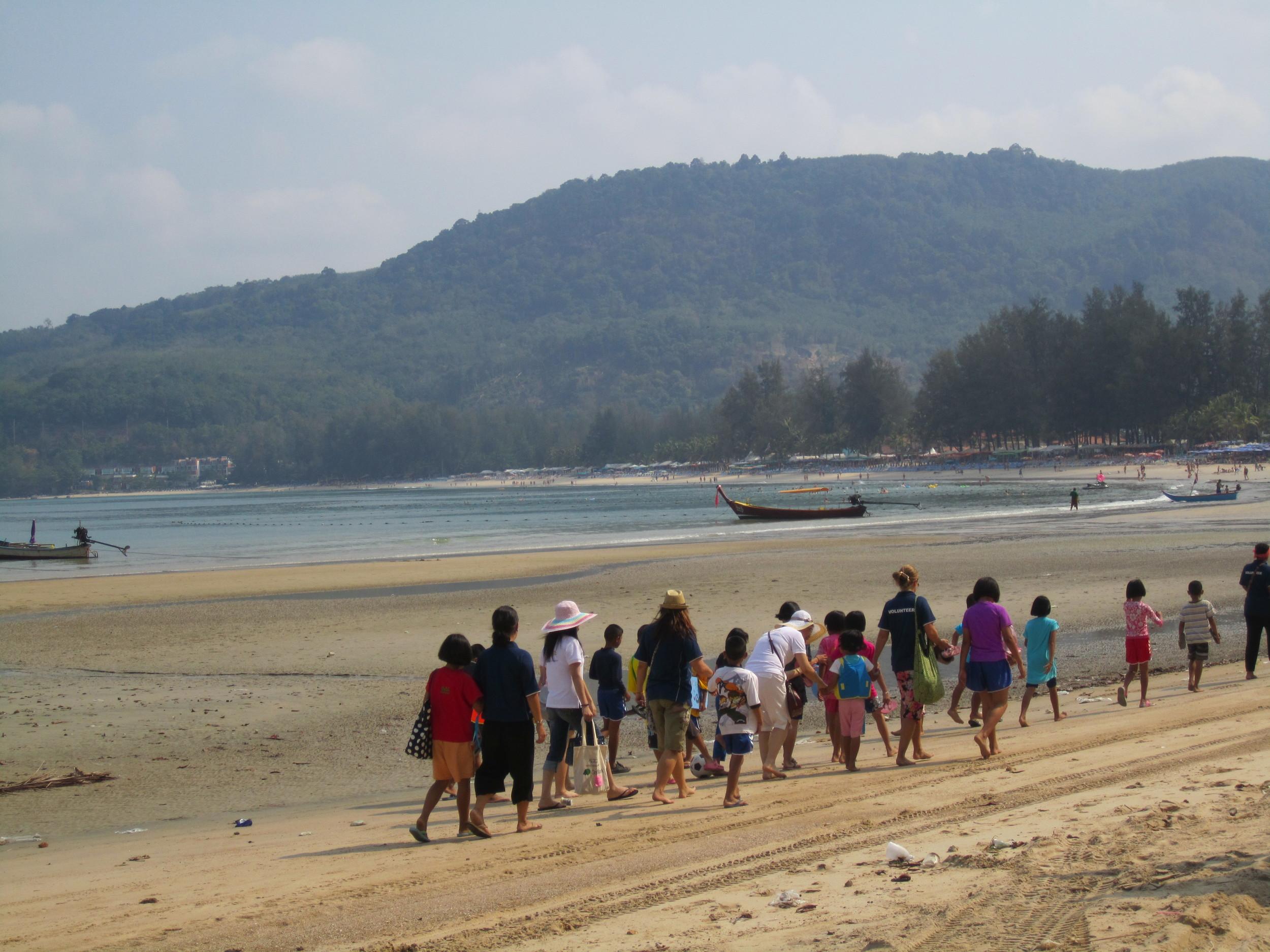 Coconut Club Volunteer Day