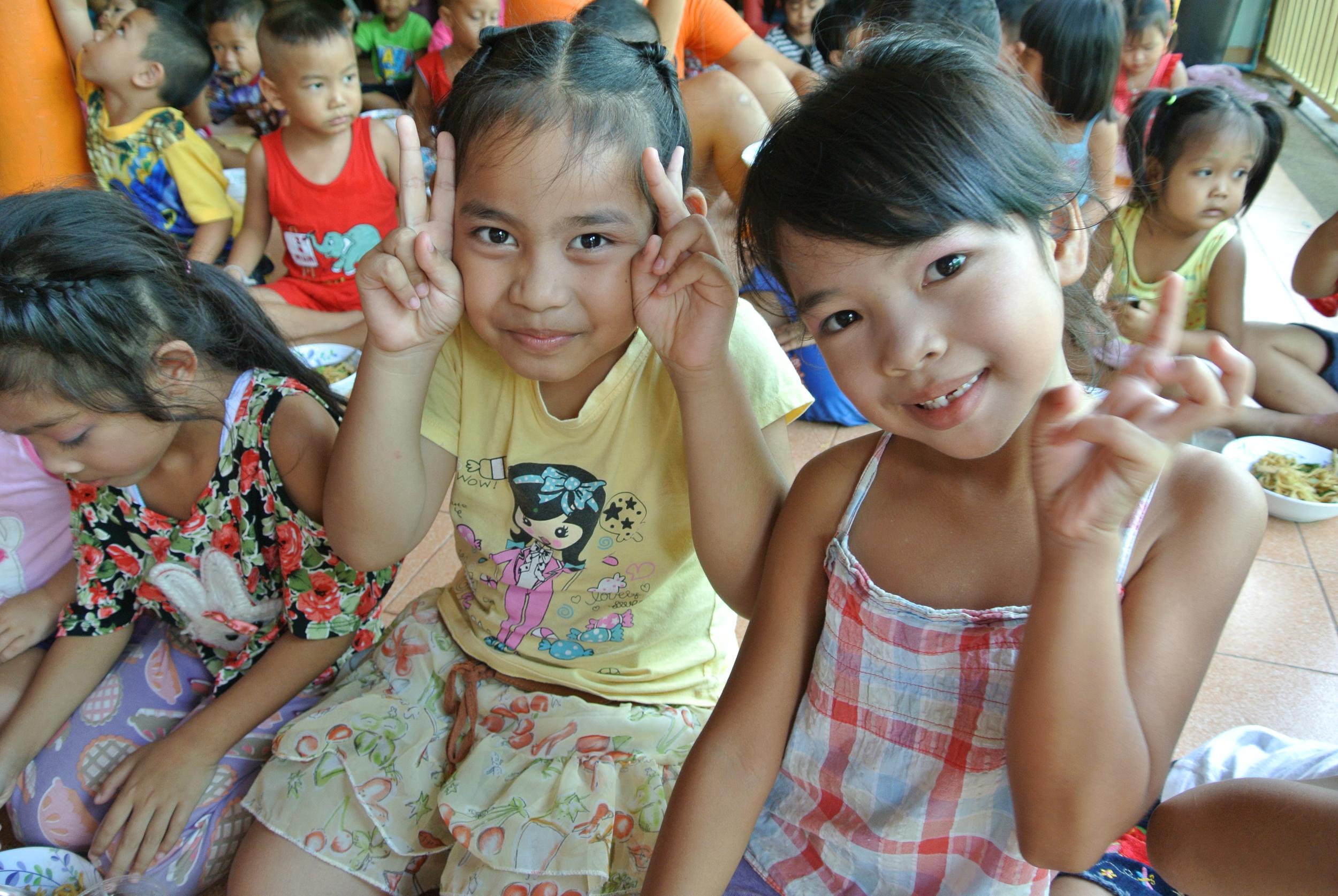 Thai Girls at Holland House