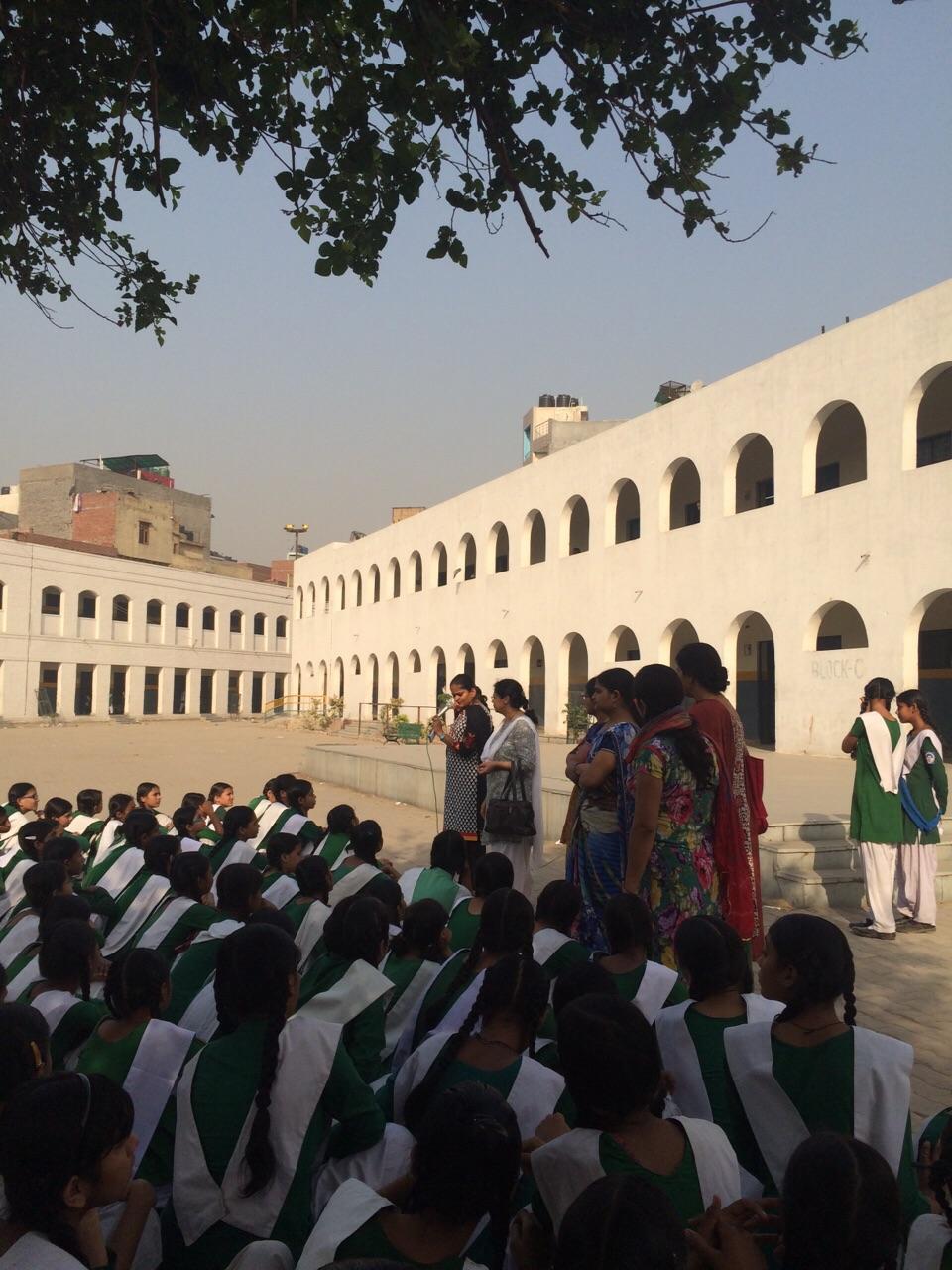 STIR Teacher Changemaker Preeta Arya