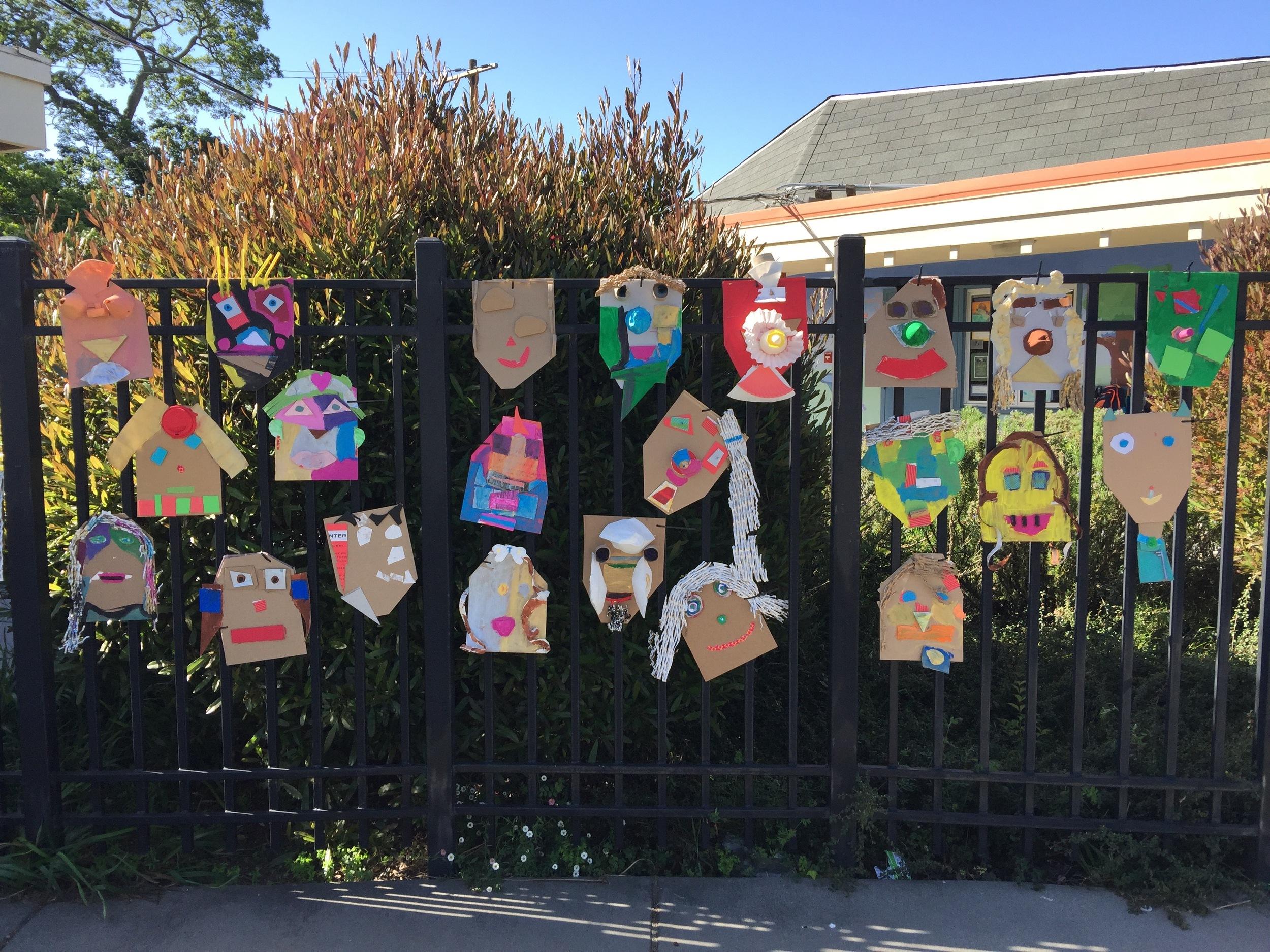 Bacich Elementary, 1st Grade