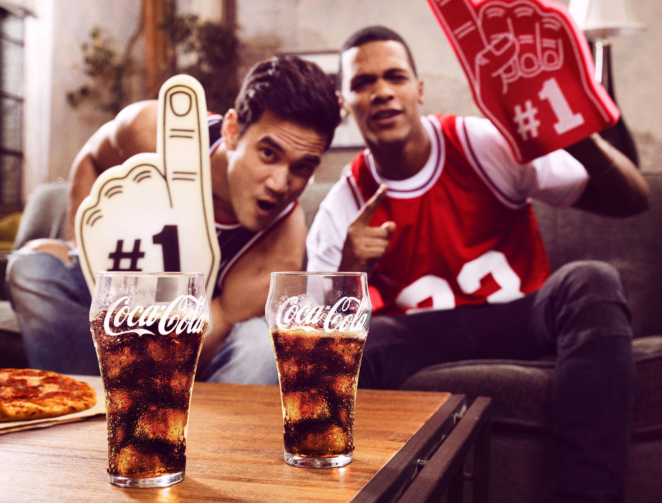 Coca Cola Dominos Basketball