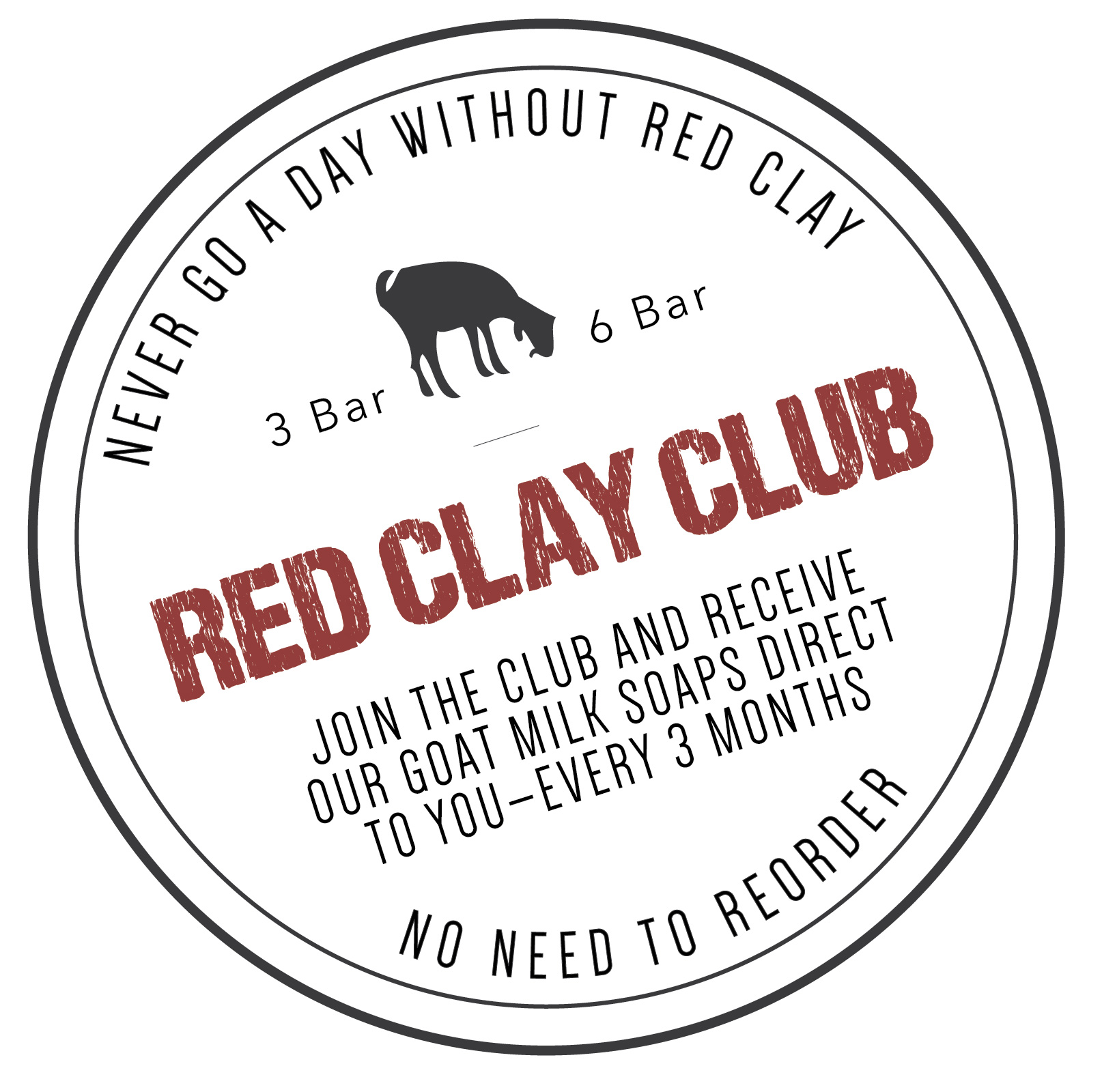 red clay club