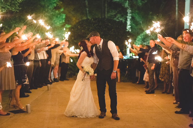 96 sparkler exit at wedding orlando outdoor wedding photographer 310 lakeside wedding.jpg