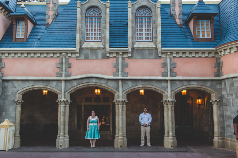 Disney engagement photos - Jaime DiOrio Disney Photographer-Magic Kingdom photo shoot-Disney family session - family photos.jpg