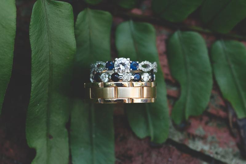 Tradewinds Island Grand Resort beach wedding - st pete beach - Jaime DiOrio Photography - Destination Orlando wedding photographer -  (9) wedding rings.JPG