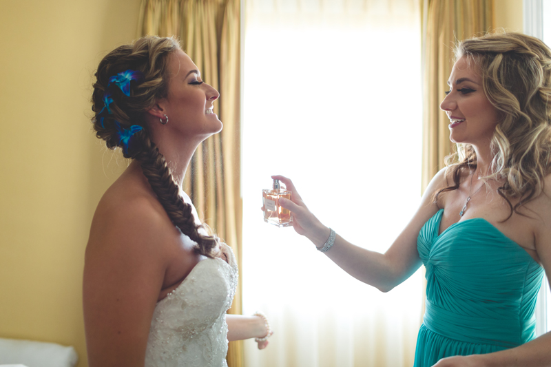 Bride getting ready - Tradewinds Island Grand Resort beach wedding - st pete beach - Jaime DiOrio Photography - Destination Orlando wedding photographer -  (23).JPG