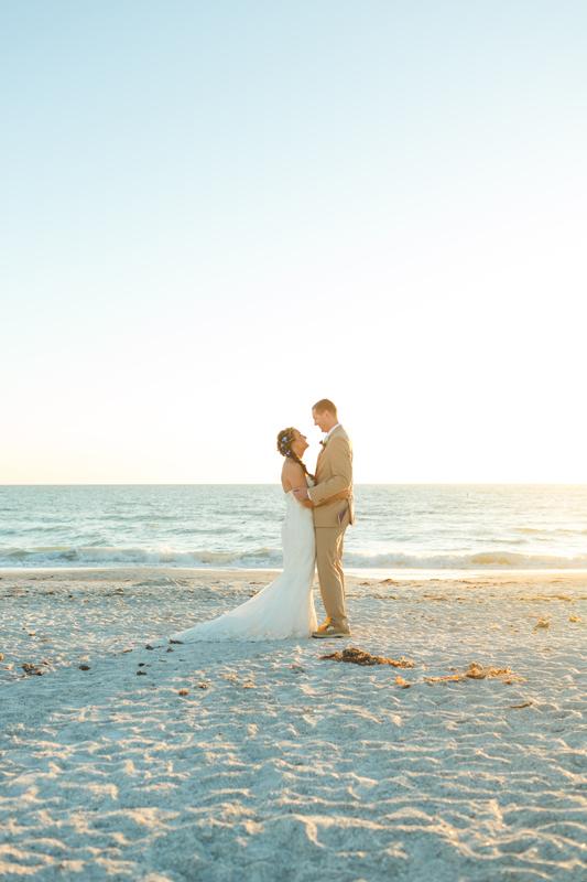 Bride and Groom wedding photo - Tradewinds Island Grand Resort beach wedding - st pete beach - Jaime DiOrio Photography - Destination Orlando wedding photographer -  (57).JPG
