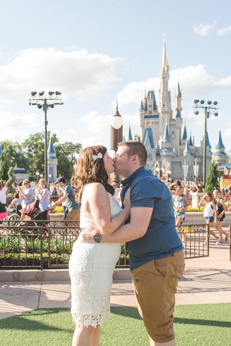 Jaime DiOrio - Magic Kingdom Engagement Session - Epcot Engagement Session - Disney Engagement photos - Magic Kingdom Engagement Photos (10).jpg