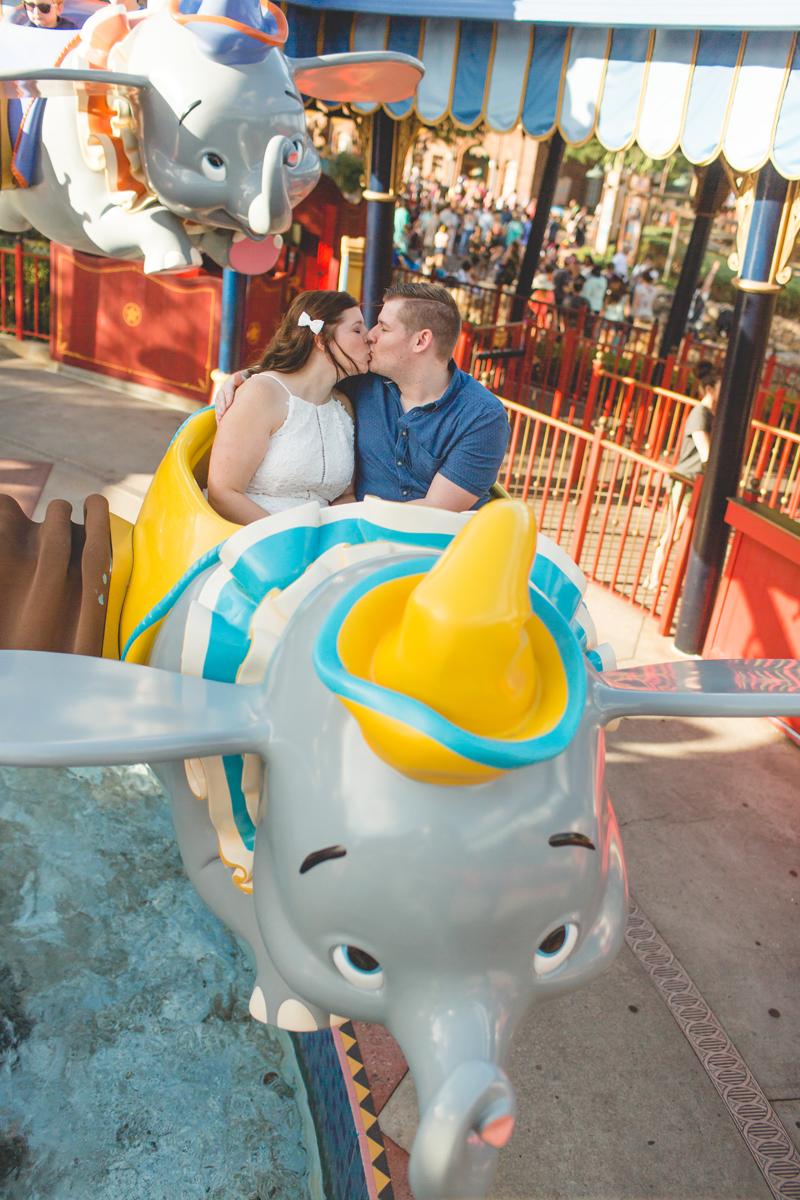 Jaime DiOrio - Magic Kingdom Engagement Session - Epcot Engagement Session - Disney Engagement photos - Magic Kingdom Engagement Photos (16).jpg