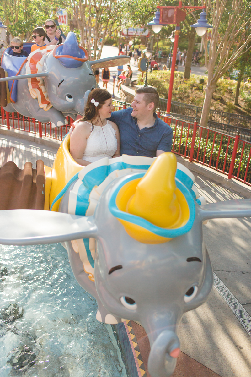 Jaime DiOrio - Magic Kingdom Engagement Session - Epcot Engagement Session - Disney Engagement photos - Magic Kingdom Engagement Photos (15).jpg