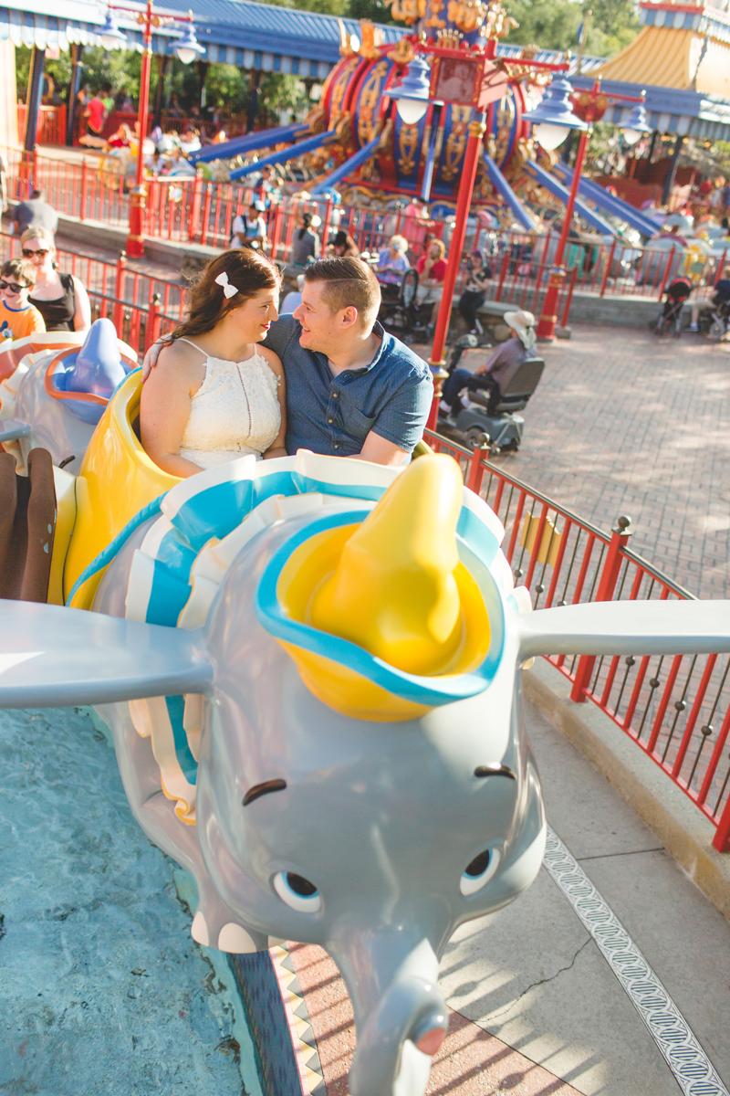 Jaime DiOrio - Magic Kingdom Engagement Session - Epcot Engagement Session - Disney Engagement photos - Magic Kingdom Engagement Photos (17).jpg