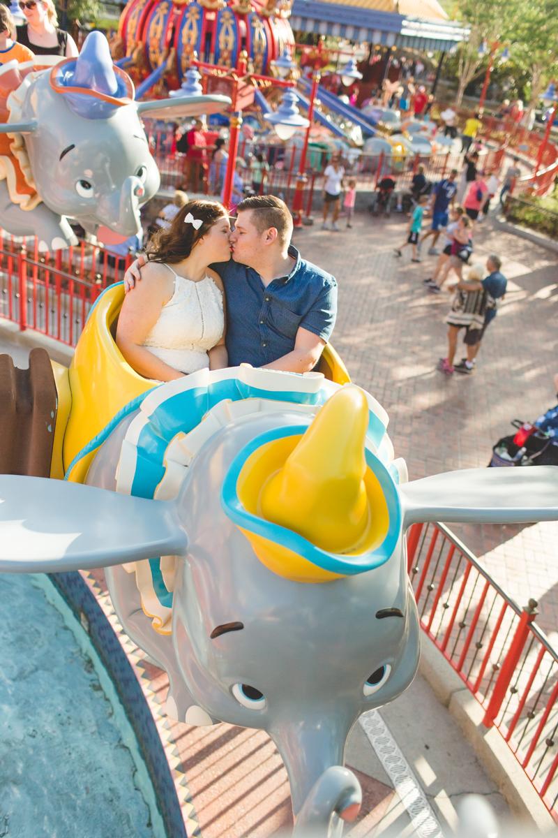 Jaime DiOrio - Magic Kingdom Engagement Session - Epcot Engagement Session - Disney Engagement photos - Magic Kingdom Engagement Photos (19).jpg