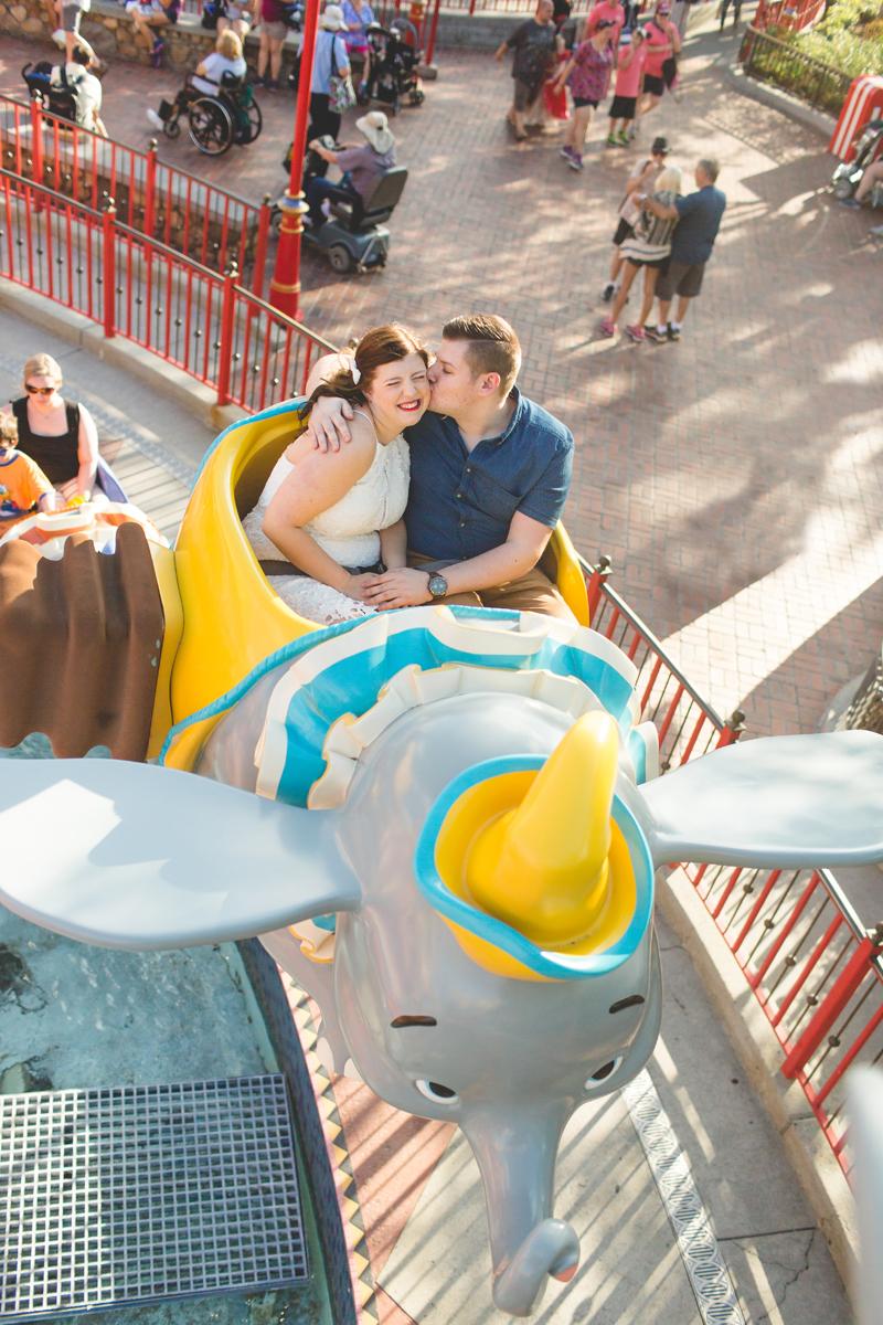 Jaime DiOrio - Magic Kingdom Engagement Session - Epcot Engagement Session - Disney Engagement photos - Magic Kingdom Engagement Photos (20).jpg