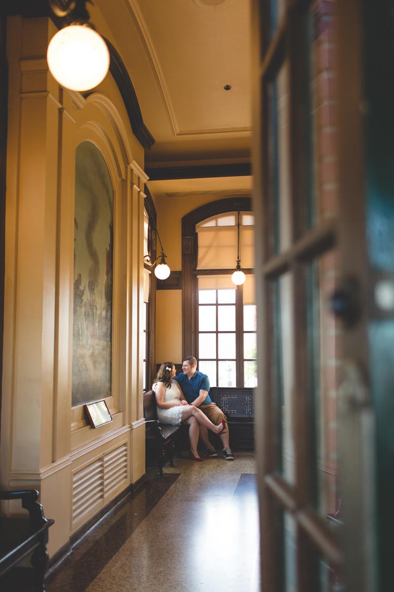 Jaime DiOrio - Magic Kingdom Engagement Session - Epcot Engagement Session - Disney Engagement photos - Magic Kingdom Engagement Photos (29).jpg