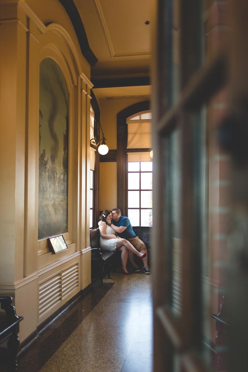 Jaime DiOrio - Magic Kingdom Engagement Session - Epcot Engagement Session - Disney Engagement photos - Magic Kingdom Engagement Photos (31).jpg