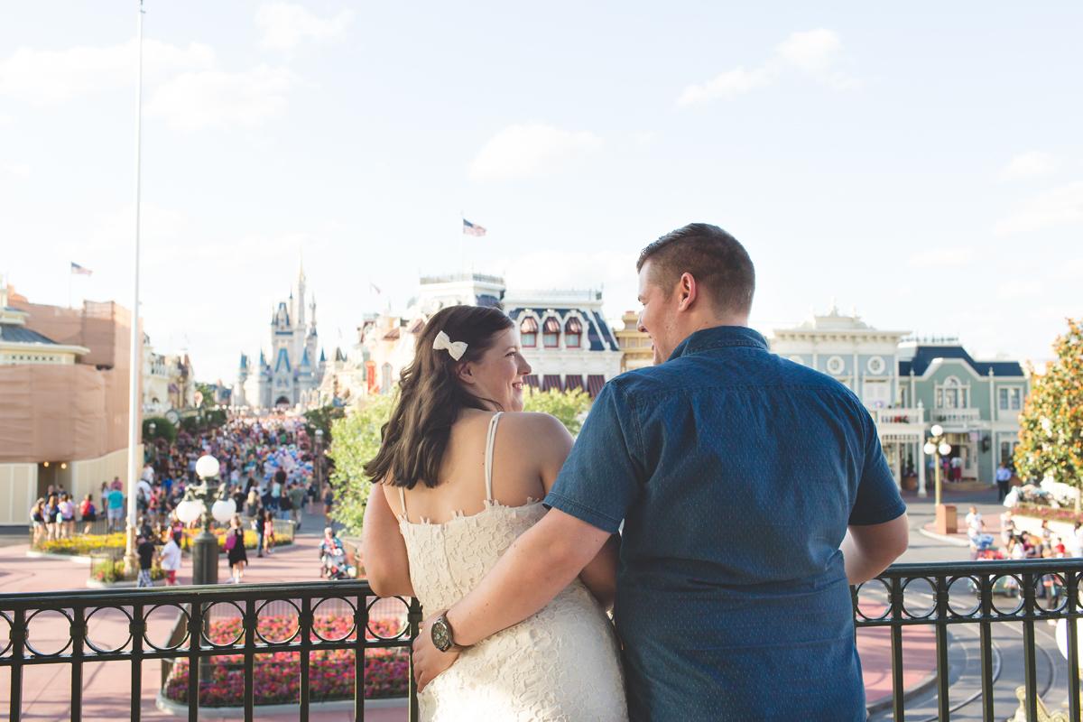 Jaime DiOrio - Magic Kingdom Engagement Session - Epcot Engagement Session - Disney Engagement photos - Magic Kingdom Engagement Photos (33).jpg