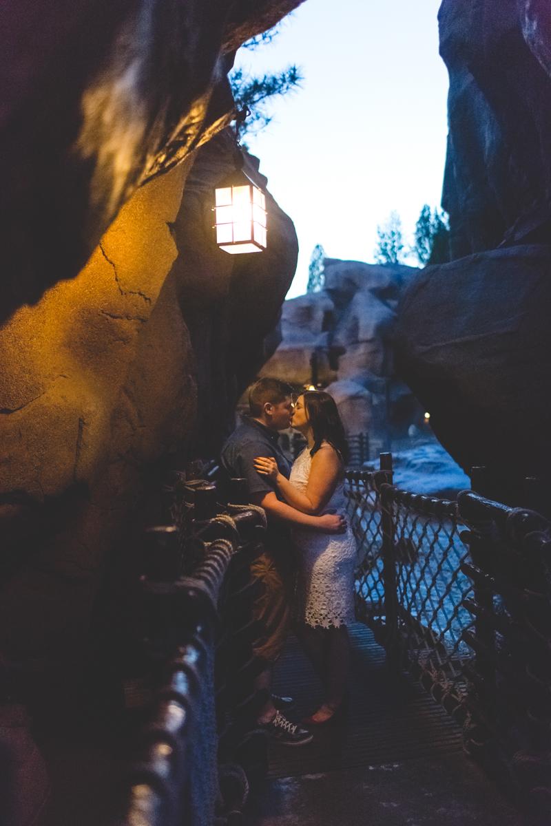 Jaime DiOrio - Magic Kingdom Engagement Session - Epcot Engagement Session - Disney Engagement photos - Magic Kingdom Engagement Photos (63).jpg