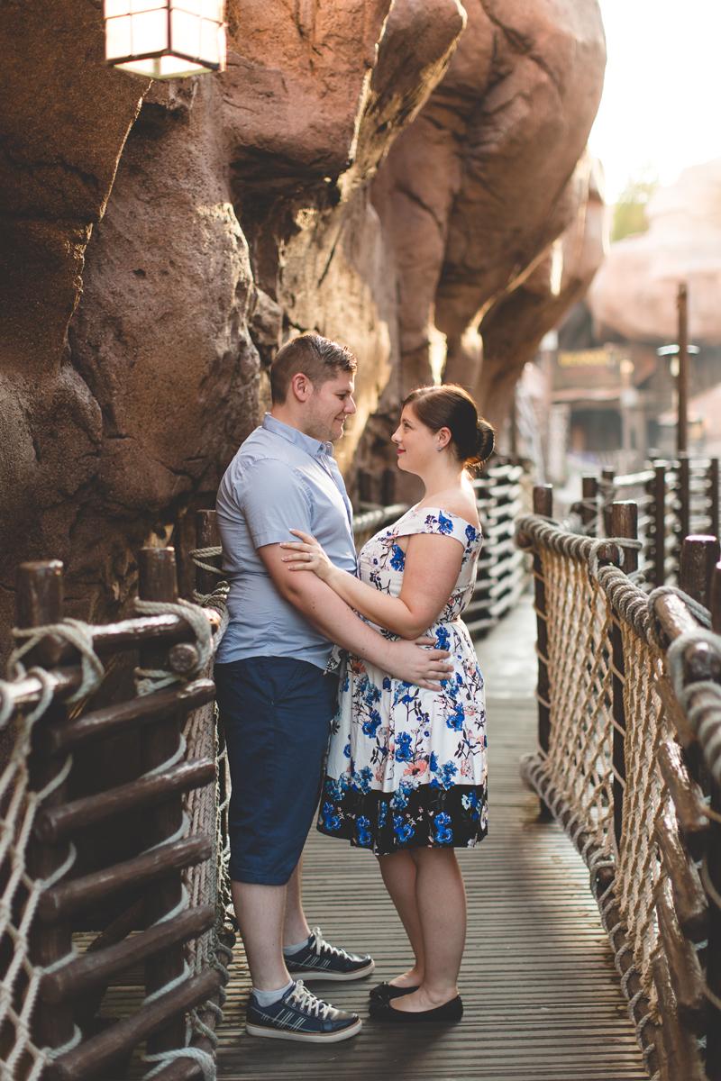 Jaime DiOrio - Magic Kingdom Engagement Session - Epcot Engagement Session - Disney Engagement photos - Magic Kingdom Engagement Photos (77).jpg