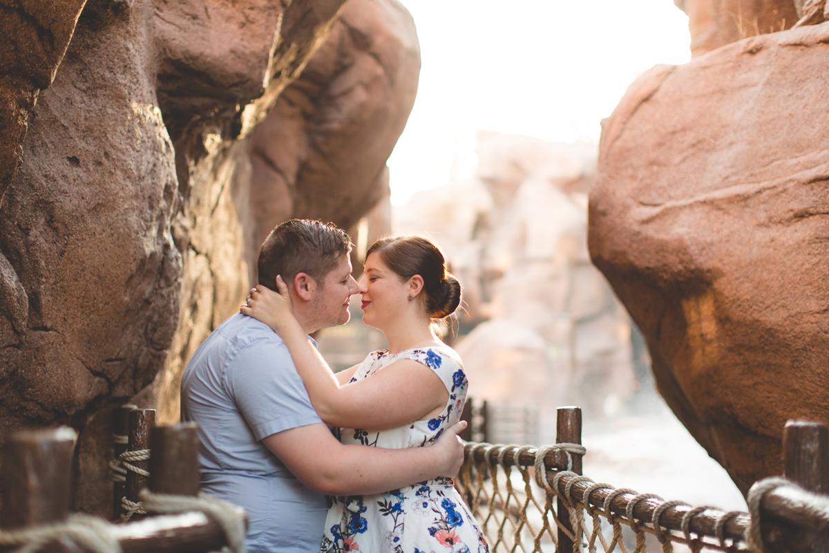 Jaime DiOrio - Magic Kingdom Engagement Session - Epcot Engagement Session - Disney Engagement photos - Magic Kingdom Engagement Photos (81).jpg