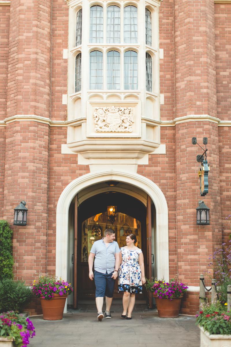 Jaime DiOrio - Magic Kingdom Engagement Session - Epcot Engagement Session - Disney Engagement photos - Magic Kingdom Engagement Photos (86).jpg