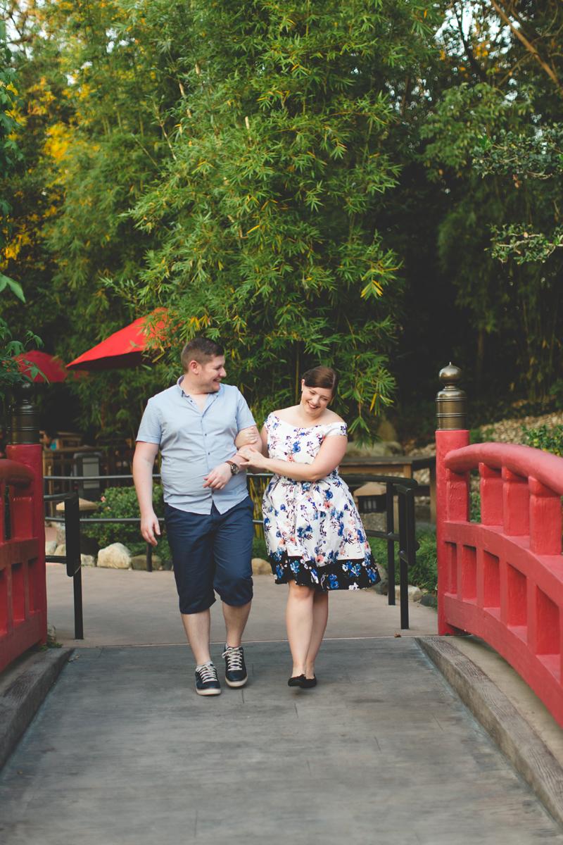 Jaime DiOrio - Magic Kingdom Engagement Session - Epcot Engagement Session - Disney Engagement photos - Magic Kingdom Engagement Photos (111).jpg