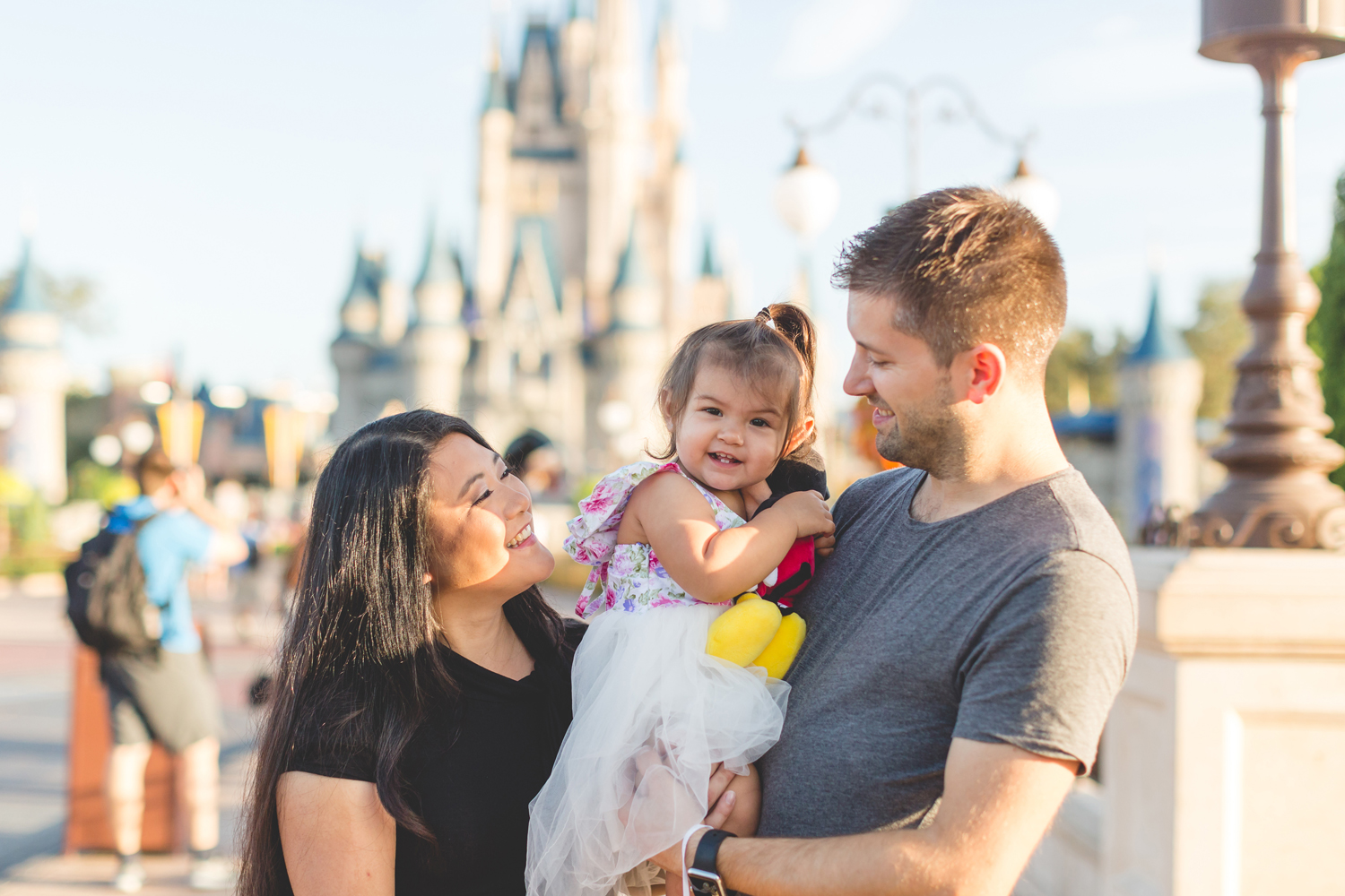 Jaime DiOrio - Disney Family Session - Orlando Family Photographer - Magic Kingdom Family Session - Documentary Photographer (22).jpg