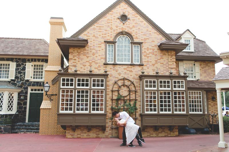 Disney Engagement photos - Magic Kingdom Engagement photographer - Disney engagement photographer - Destination Orlando Wedding Photographer - Jaime DiOrio (46).jpg