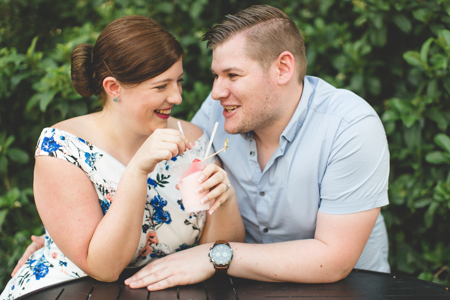 Jaime DiOrio - Disney World Engagement Photo - Orlando Wedding Photographer - Orlando Engagement Photographer - Epcot Engagement session.jpg