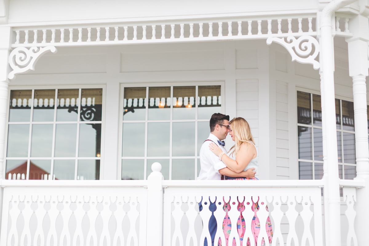 Disney engagement Session - Disney Engagement Photographer - Magic Kingdom Engagement Photos - Jaime DiOrio - Destination Orlando Wedding Photographer (19).jpg