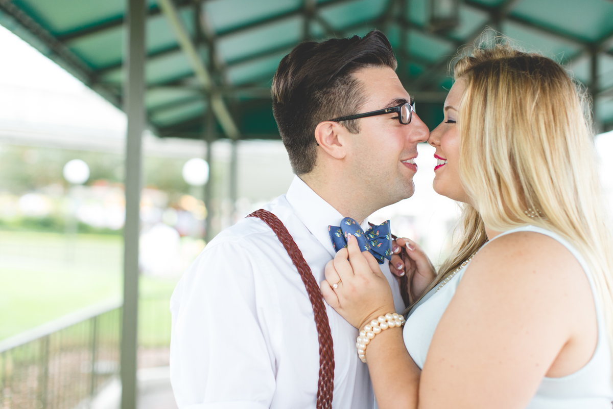 Disney engagement Session - Disney Engagement Photographer - Magic Kingdom Engagement Photos - Jaime DiOrio - Destination Orlando Wedding Photographer (30).jpg