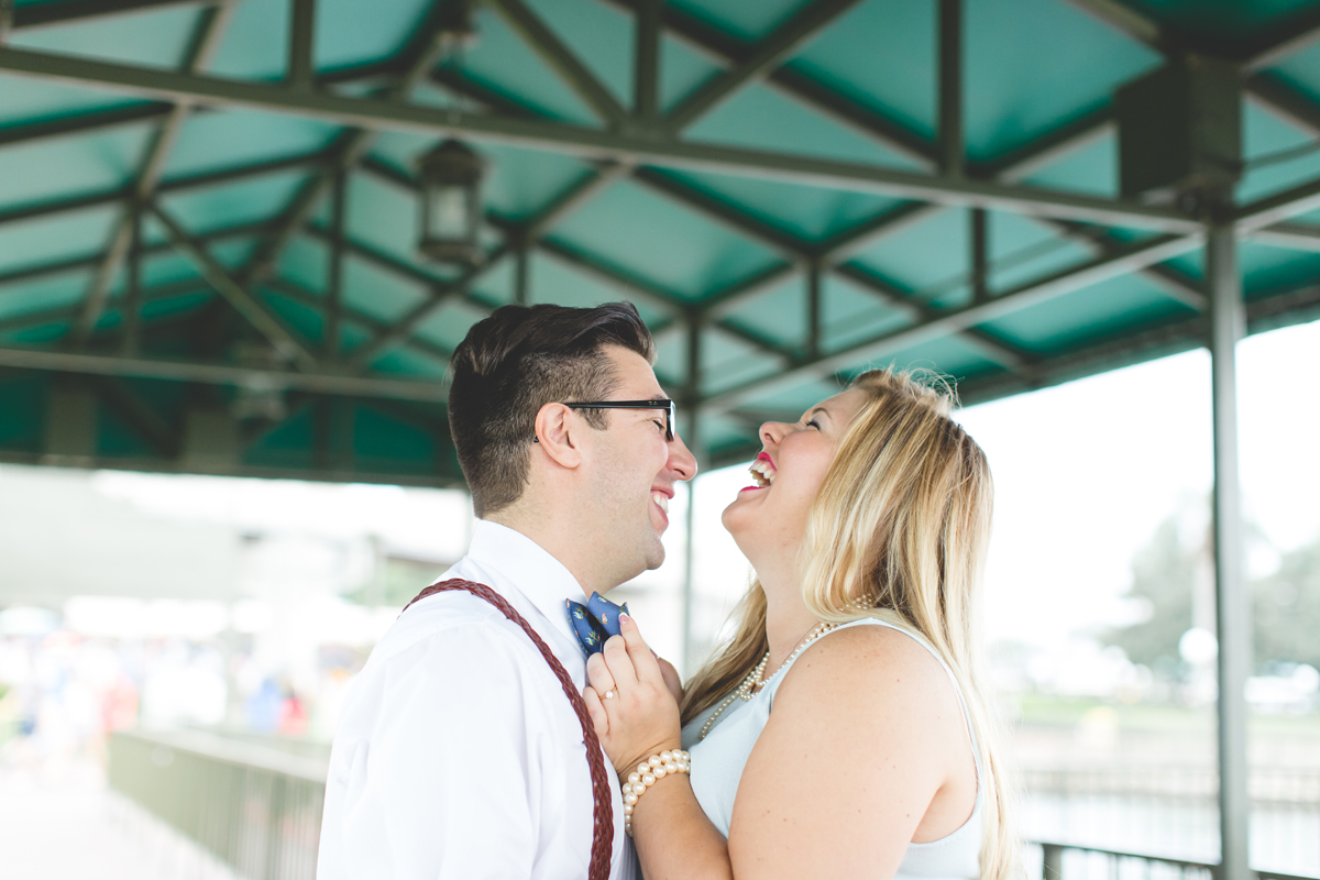 Disney engagement Session - Disney Engagement Photographer - Magic Kingdom Engagement Photos - Jaime DiOrio - Destination Orlando Wedding Photographer (32).jpg