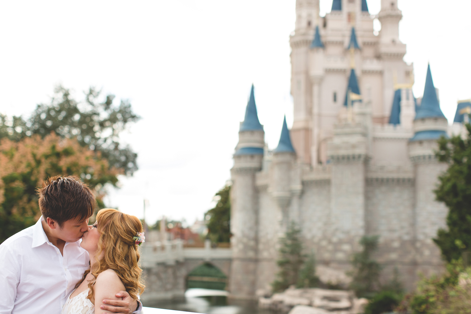 Disney Honeymoon session - Disney Engagement Photos - Disney Wedding Photographer - Destination Orlando Wedding Photographer - Jaime DiOrio (12).jpg