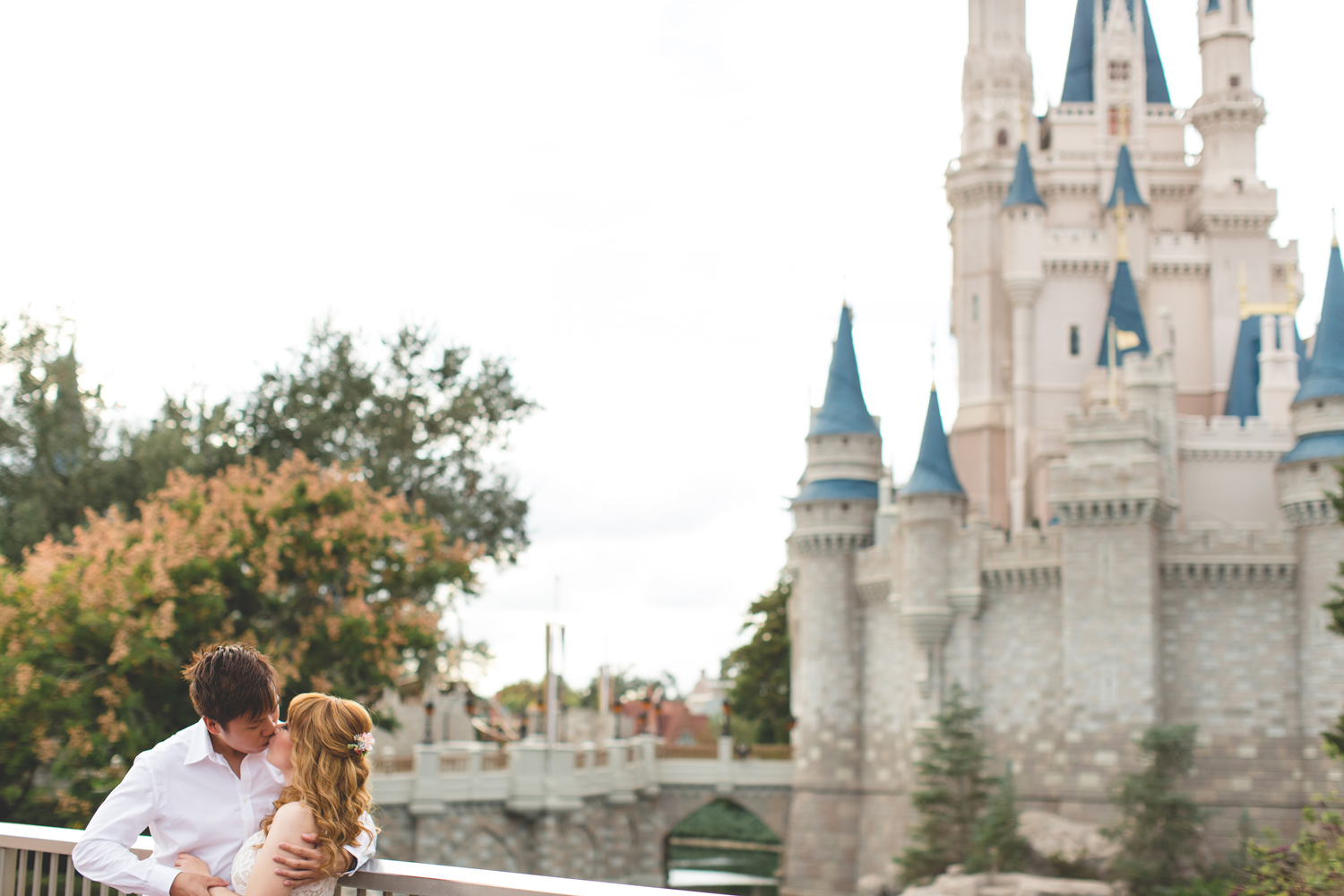 Disney Honeymoon session - Disney Engagement Photos - Disney Wedding Photographer - Destination Orlando Wedding Photographer - Jaime DiOrio (13).jpg